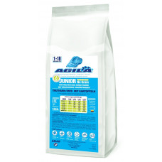 AGILA JUNIOR No Grain «Индейка/утка с картофелем» 1,0 кг